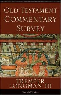 image of Old Testament Commentary Survey