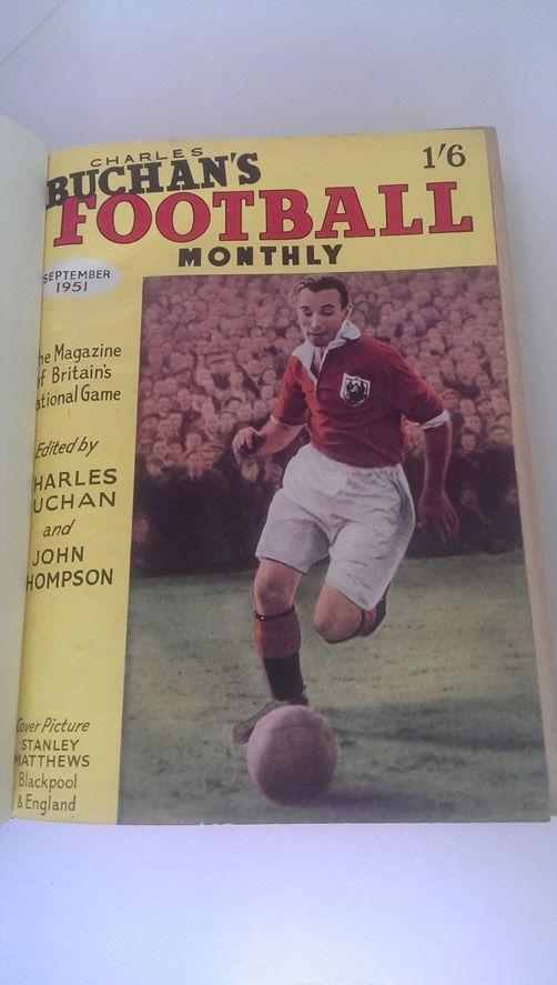 Charles Buchan's Soccer Gift Book 1954-5 Book (1955) (ID:18174)