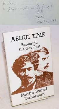 About time; exploring the gay past