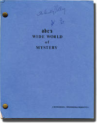 ABC's Wide World of Mystery: The Deadly Volley (Original screenplay for the 1975 television episode)