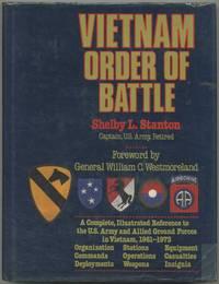 image of Vietnam Order of Battle