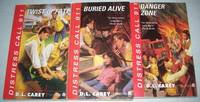 Distress Call 911 Set of 3 Books: 1-Twist of Fate; 2-Buried Alive; 3-Danger Zone