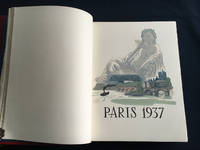 Paris 1937, 31 etchings in full page by Matisse, Vlaminck, Derain, Van Dongen, Bonnard, and others.