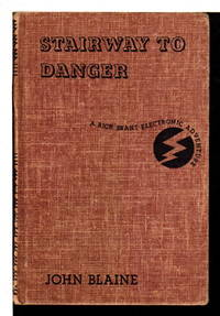 STAIRWAY TO DANGER: A Rick Brant Science-Adventure Story, #9 in series.