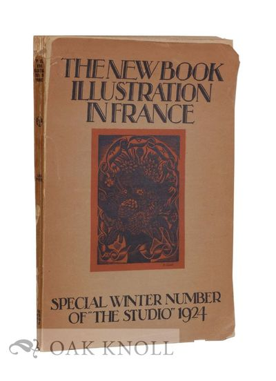 London: The Studio, 1924. stiff paper wrappers. 4to. stiff paper wrappers. viii, 168 pages. Translat...