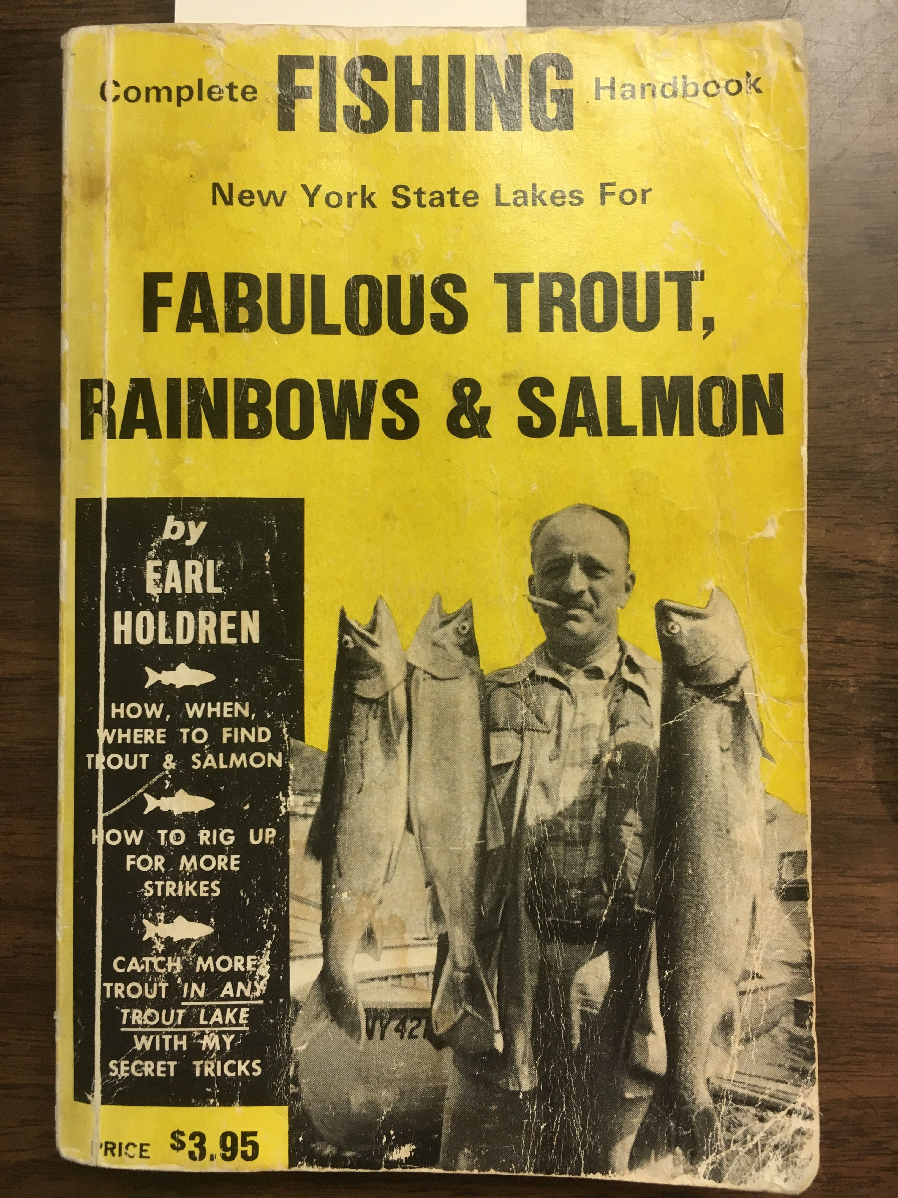 Fishing new york state lakes for fabulous trout rainbows for Fishing in new york city