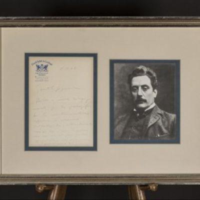 11/11/06. Giacomo Puccini Giacomo Puccini was a Italian composer, who left us some of the great oper...