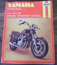 image of Yamaha XS 1100 Fours Owners Workshop Manual, 1977-1980