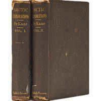 Arctic Explorations in the years 1853-55