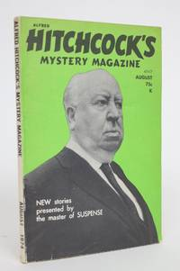 image of Alfred Hitchcock's Mystery Magazine, Vol. 19, No. 8