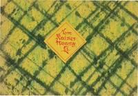 VOM KAISER HUANG-LI by HOHENLOHE, FURSTIN MARIE THURN TAXIS