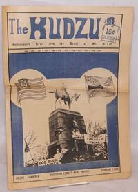 The Kudzu, Vol. 1, No. 8, February 5, 1969; Subterranean News from the Heart of Ole Dixie