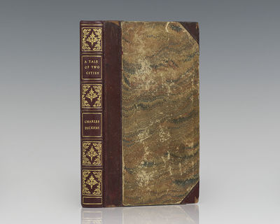 London: Chapman and Hall, 1859. First edition, first issue of one of Dickens' most enduring works, w...