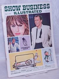 image of Show Business Illustrated: #1, Sept. 5, 1961: Premiere Issue