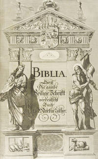 Nürnberg: In Verlegung der Johann Andrea Endterischen Handlung, 1768. Third and last edition of the...