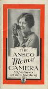 View Image 1 of 2 for THE ANSCO MEMO CAMERA: THE ALL-PURPOSE STILL-CINE CAMERA. A BOOK OF EXPLANATION AND INSTRUCTIONS Inventory #29732