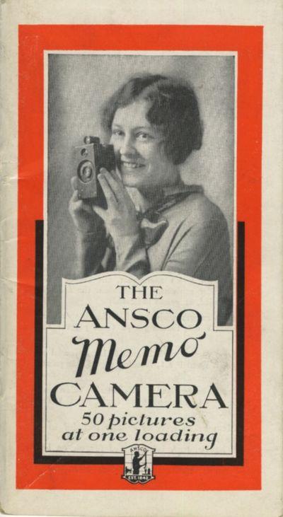 Binghamton, NY: Agfa Ansco Corporation, 1927. Narrow 24mo., 54 pp., illustrated. Pictorial stiff wra...