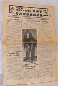 image of Chicago Gay Crusader: the total community newspaper; #11, March-April 1974: Beckman House a Reality