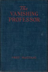 image of THE VANISHING PROFESSOR