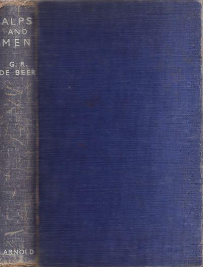London: Edward Arnold & Co, 1932. First Edition. Hardcover. Fair. Octavo. Blue cloth softcover. Illu...