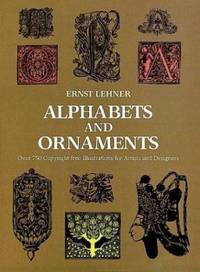image of Alphabets and Ornaments