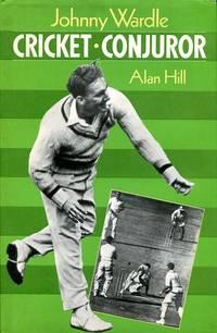 image of Johnny Wardle Cricket Conjuror