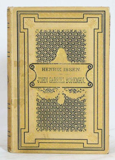 København: Gyldendalske Boghandels Forlag (F. Hegel & Son), 1896, 1896. First edition. Cloth slig...