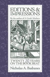 Editions and Impressions : Twenty Years on the Book Beat