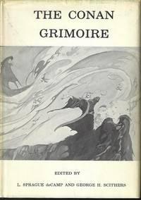 image of THE CONAN GRIMOIRE