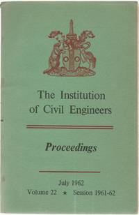 image of Proceedings July 1962 Vol.22 Session 1961-62