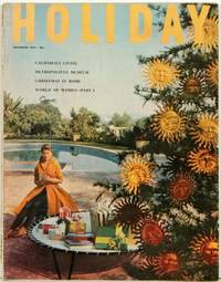 Holiday Magazine.  1954 - 12