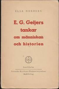 E.G.Geijers tankar om människan och historien