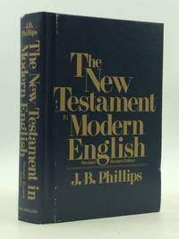 image of THE NEW TESTAMENT IN MODERN ENGLISH
