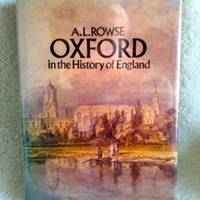 image of Oxford in the History of England