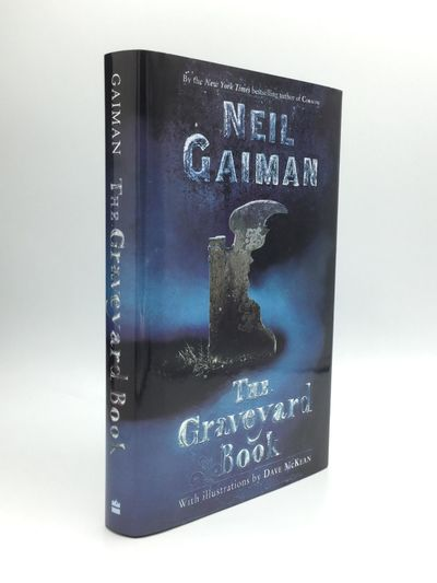 New York: HarperCollins, 2008. Hardcover. Fine/Fine. Later printing. Signed by Neil Gaiman on the ti...