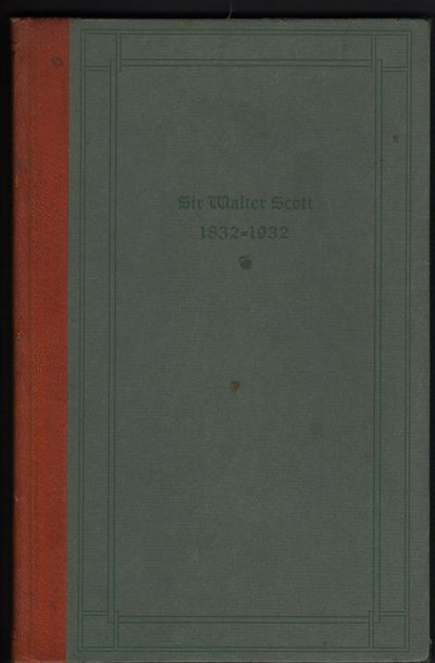 San Francisco: Book Club of California, 1932. Hardcover. Very good. Together with