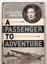 image of A PASSENGER TO ADVENTURE