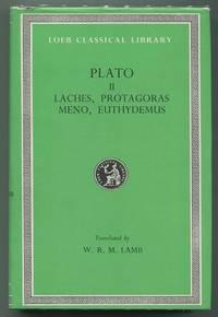 Laches, Protagoras, Meno, Euthydemus