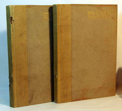 London: Philip Lee Warner Publisher, 1913. Limited Edition. Both volumes of this two volume set are ...