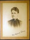 View Image 1 of 3 for Circa 1895 Photograph Signed of Nora Hayward Gibbons Inventory #24889