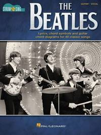 image of The Beatles - Strum and Sing Guitar