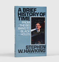 A Brief History of Time. by  Stephen HAWKING - First Edition - 1988 - from Peter Harrington (SKU: 137407)