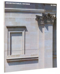 Architectural Record Magazine October 1991, 10/1991: Robert Venturi, Richard Meier
