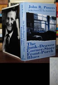 image of THE JUNK-DRAWER CORNER STORE FRONT PORCH BLUES Signed 1st