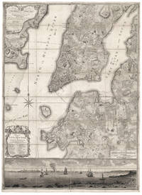 AN EXCELLENT EXAMPLE OF THE FINEST EARLY MAP OF NEW YORK CITYPlan of the City of New York, in North America: Surveyed in the Years 1766 & 1767.