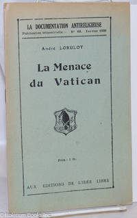 image of La Menace du Vatican