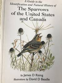 image of A Guide to the Identification and Natural History of the Sparrows of the United States and Canada