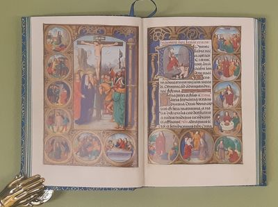 The Fitzwilliam Book of Hours : Ms...