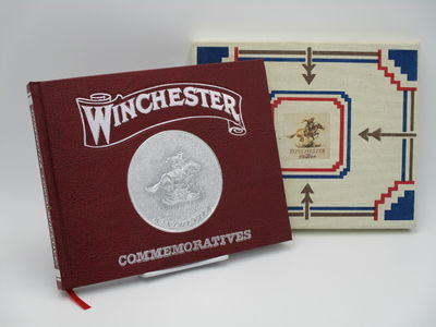 Plano.: Commemorative Investments Press. , 1985 . Special edition in the slipcase. . Full red textur...
