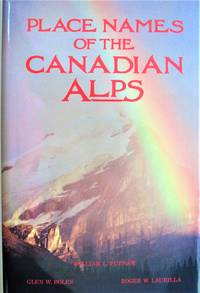 image of Place Names of the Canadian Alps